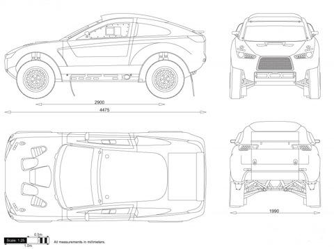Mitsubishi Pajero Evolution M/T 1050 Logbook