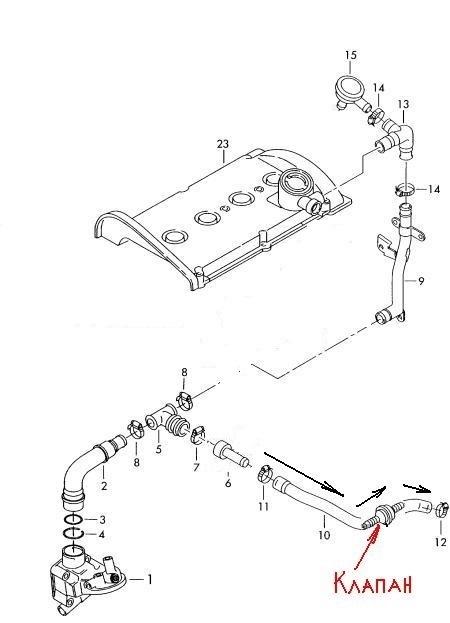 Ошибка 17705 и блидер… — бортжурнал Audi A4 1.8Т 2003 года