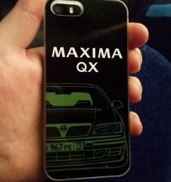 stickerall nissan maxima qx 2 0 6v 1998 drive2 [ 720 x 1280 Pixel ]