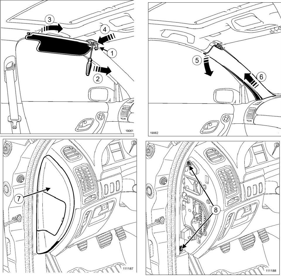 [DIAGRAM] Renault Laguna Radio Wiring Diagram FULL Version