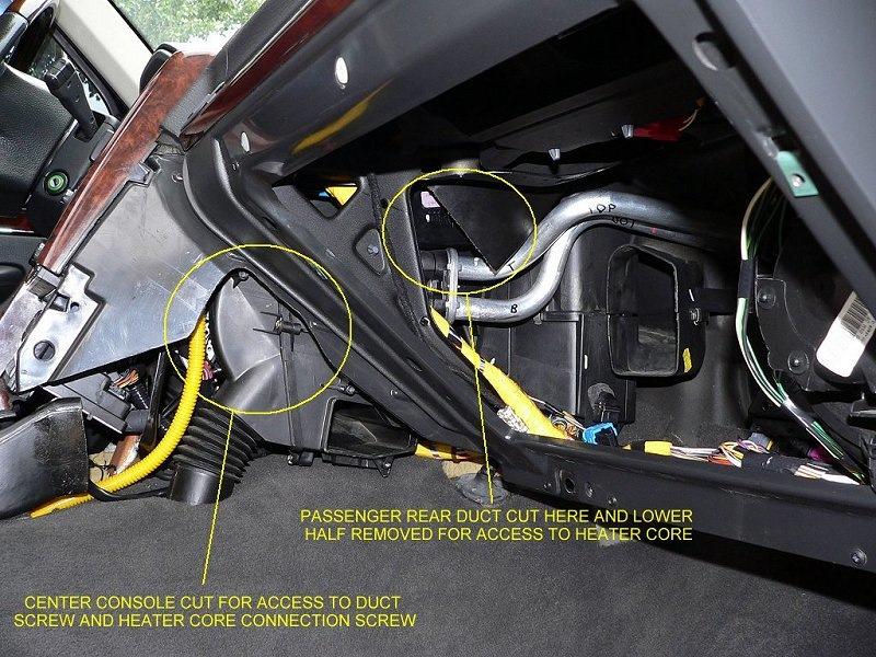 1996 Honda Accord Dash Wiring Schematic Сервоприводы заслонок печки Logbook Land Rover Range