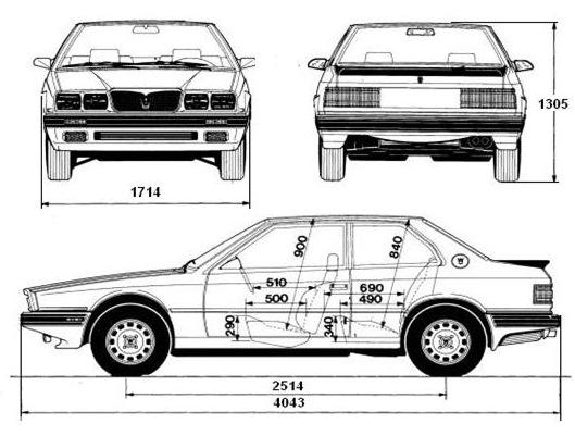 Со скрижалей-3 — бортжурнал Maserati Ghibli II (Tipo AM336