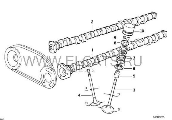 Собираем мотор (часть 3) — бортжурнал BMW 3 series Е30