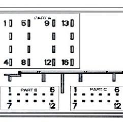 Parrot Ck3100 Wiring Diagram Nfhs Shot Put Layout Линейные выходы и входы(aux) в штатный майфун (blaupunkt Rd4 N1-02) — бортжурнал Peugeot 307 Sw ...