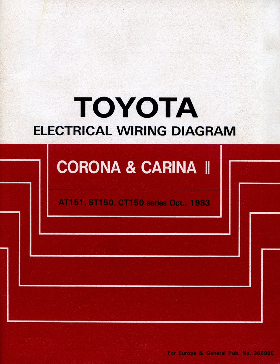 medium resolution of toyota carina 2 wiring diagram