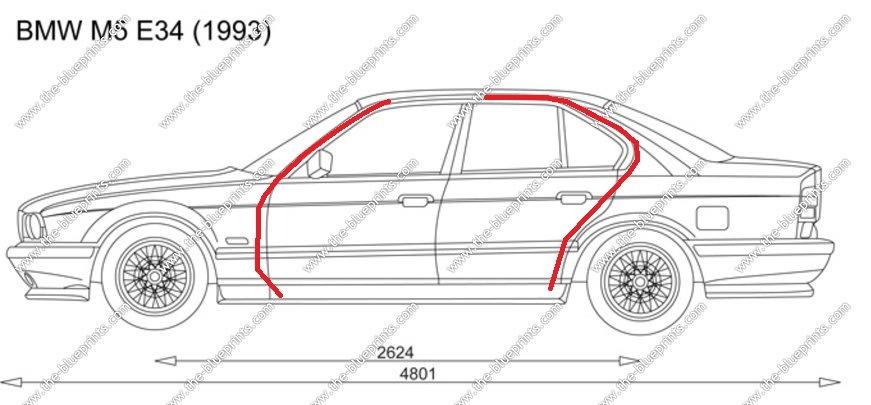 слив люка и зашита порогов от корозии — бортжурнал BMW 5