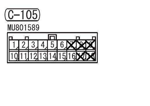 Распиновка ГУ рестайл 8701a562 (8701A495) — бортжурнал