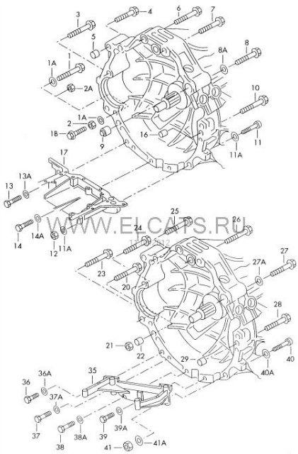 Замена АКПП на МКПП — бортжурнал Audi Allroad 2.7BiTurbo