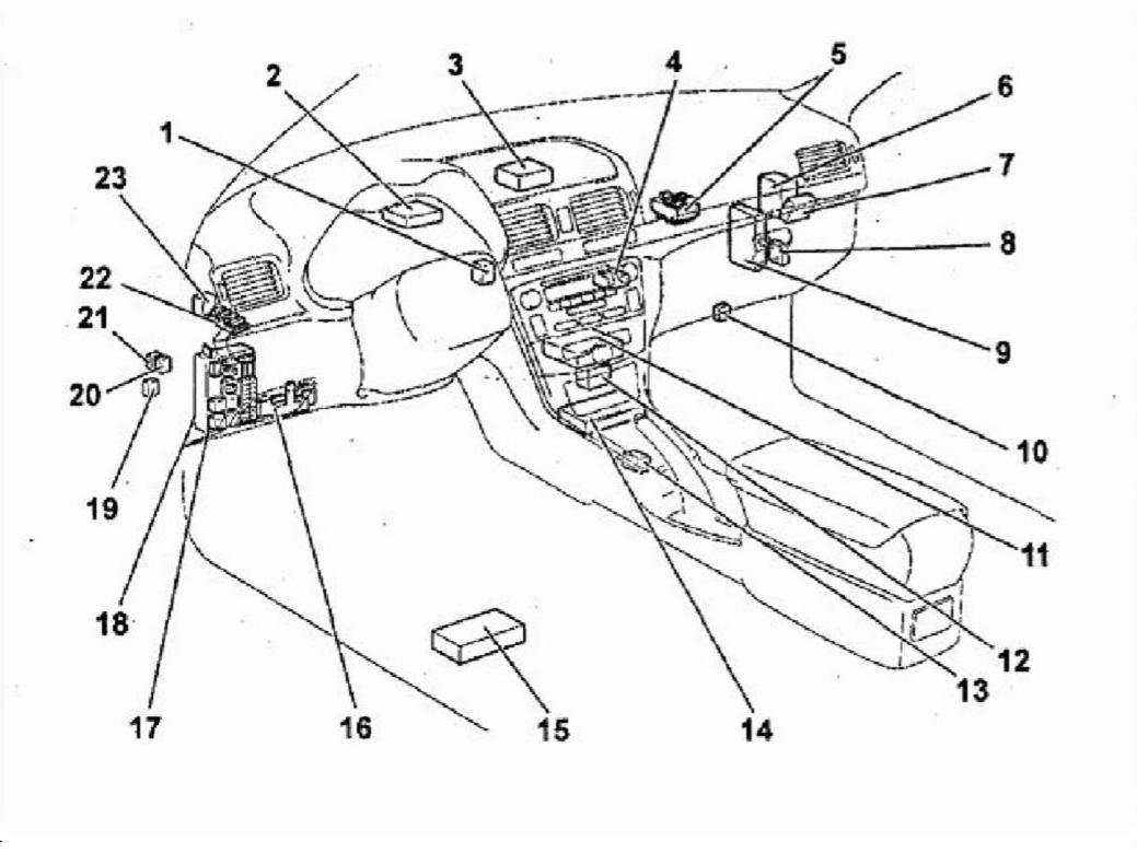 hight resolution of toyota avensis fuse block since 2003 logbook toyota avensis 2 0 2006 on drive2