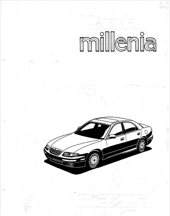 Литература по Маздам. — logbook Mazda Efini MS-8 KL-ZE
