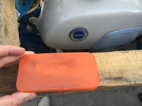 Аптечка для ремонта шин
