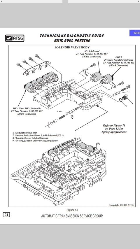 АКПП 5HP18 bmw e34 не едет под нагрузкой