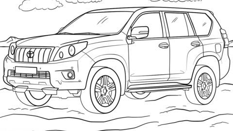 Toyota Land Cruiser Prado 150-series. Отзывы владельцев с