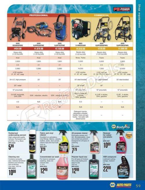 small resolution of napa auto parts weekly flyer catalogue 2 2013 apr 1 jun 30 redflagdeals com