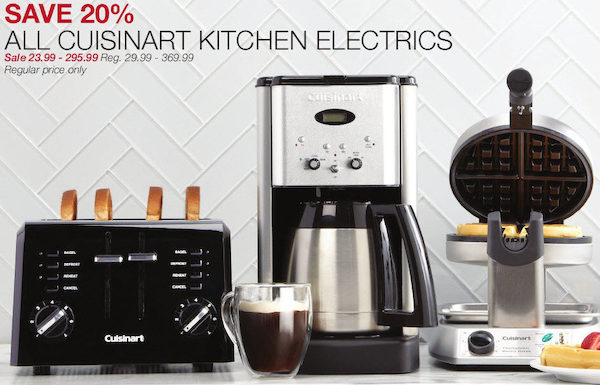 kitchen electrics cabinet inserts ideas home outfitters all cuisinart redflagdeals com