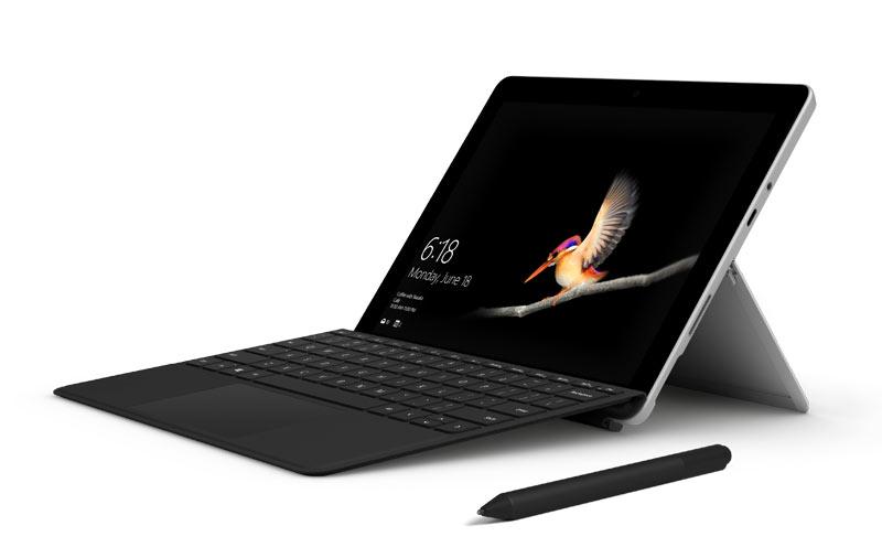 福利品 Microsoft 微軟Surface Go MHN-00011(Pentium 黃金級處理器4415Y/4G/64G/W10) - PChome 24h購物