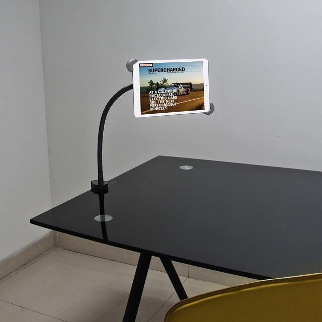 通用平板電腦桌上型固定架/立架/支架 - A12 - PChome 24h購物
