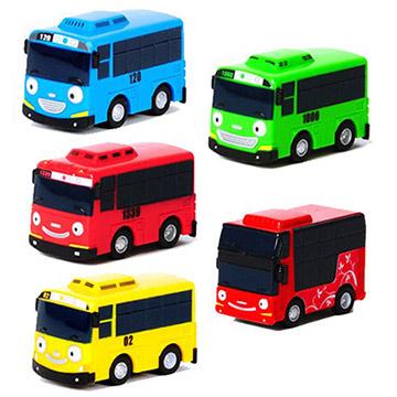 TAYO發條小巴士5件組 - PChome 24h購物