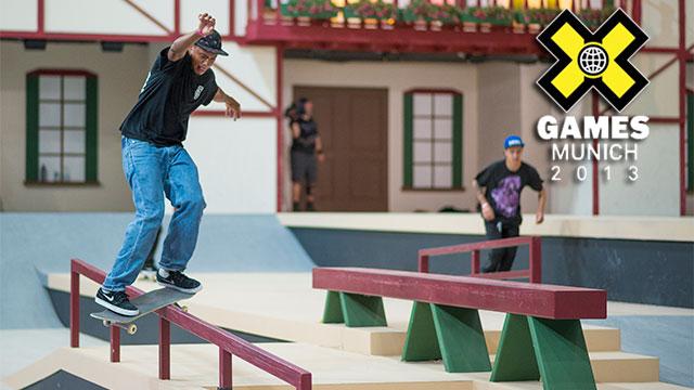Watch X Games Munich: Street League Skateboarding
