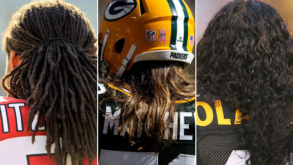 NFL Hair