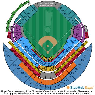 Rays Seating Chart Otvod