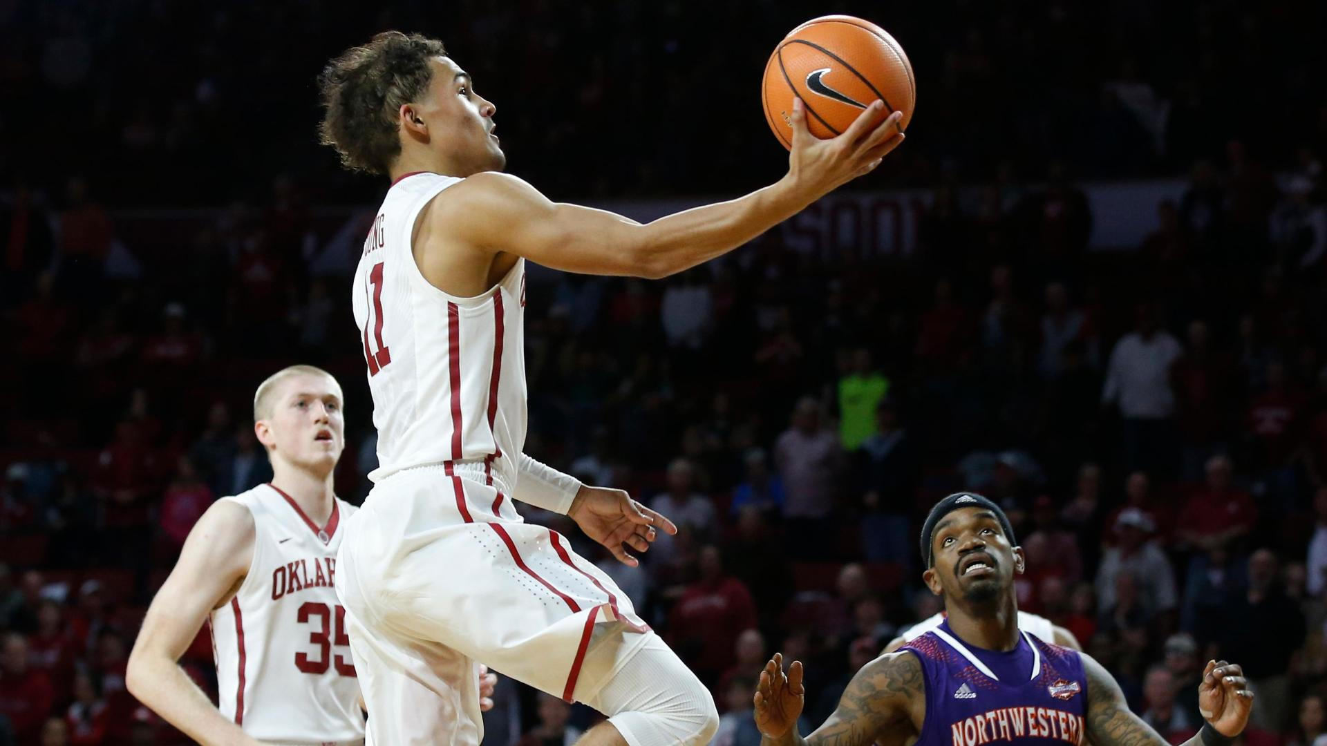 Image result for trae young espn