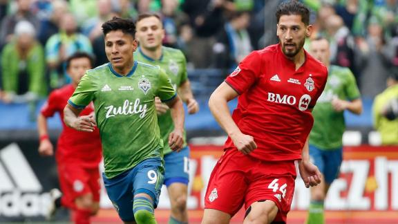Ruidiaz is denied on golden chance for Sounders