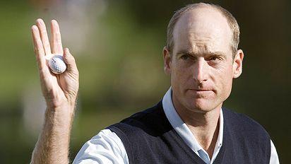 Some men can pull bald off, put the Srixon hat back on, Jim.