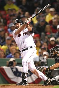 The Red Sox will get Youkilis back Wednesday.
