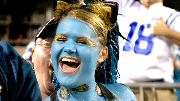 Female Jaguars Superfan