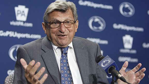 Image result for joe paterno