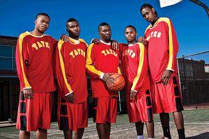 Yates basketball