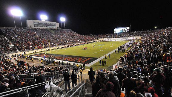 Independence Stadium Shreveport La Home of the