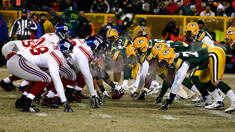 Image result for 2007 nfc championship game