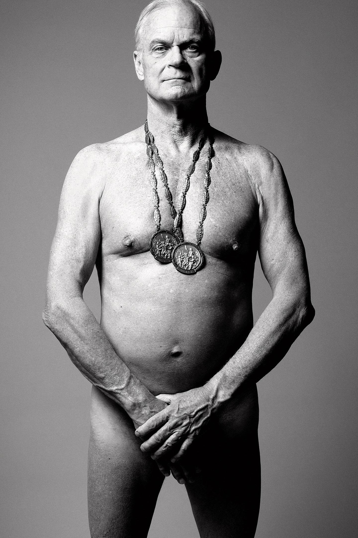 Jeff Farrell, ESPN Body Issue 2010, Peter Hapak, Jeff Farrell naked, ESPN Body Issue 2010