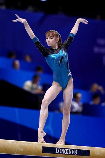 Viktoria Komova  World Championships Gymnastics  espnW
