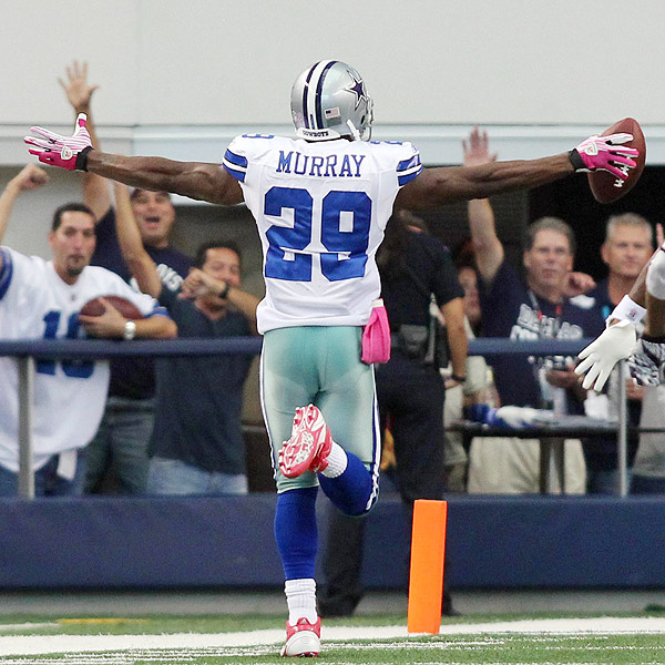 PLAYER SPOTLIGHT: DeMarco Murray – A Dallas Cowboy rising star - The Boys Are Back blog