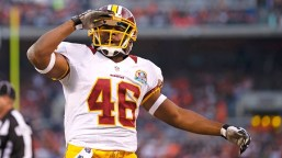 Five Best Redskins Players This Season