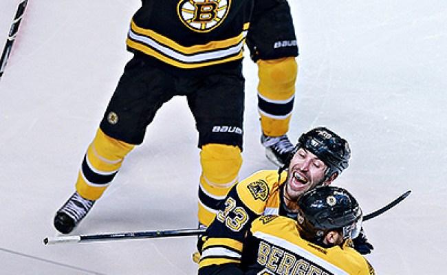 2013 Nhl Playoffs Boston Bruins Pull Off Epic