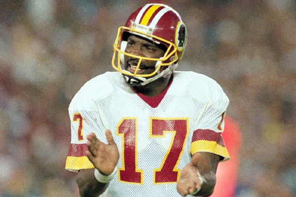 new products 9ed54 1ac2d Doug Williams Back with Redskins as Executive – GOOD BLACK NEWS