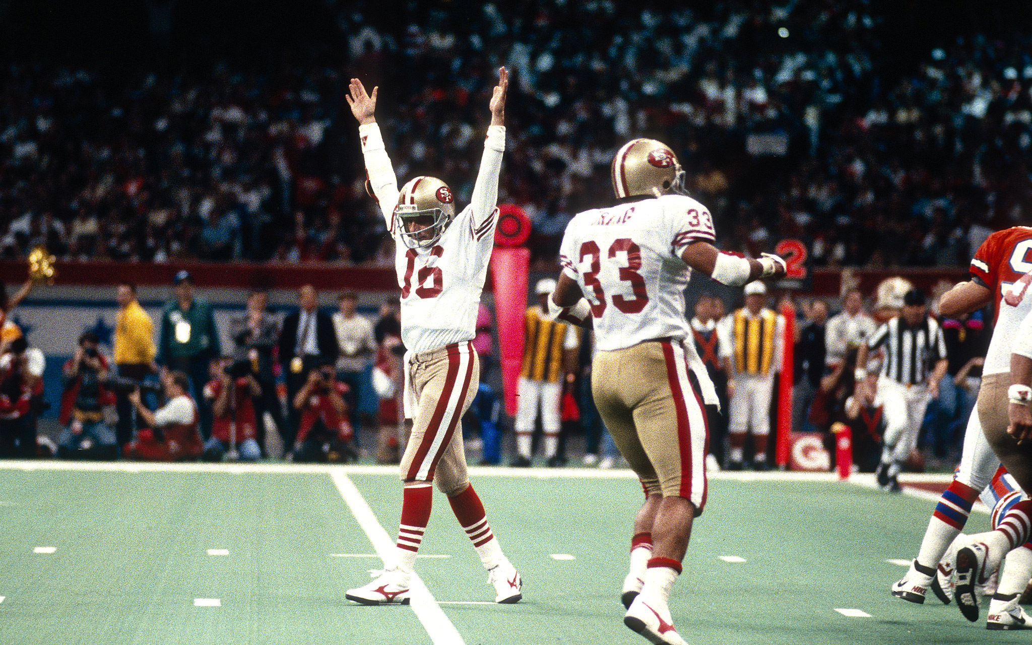 Image result for joe montana super bowl