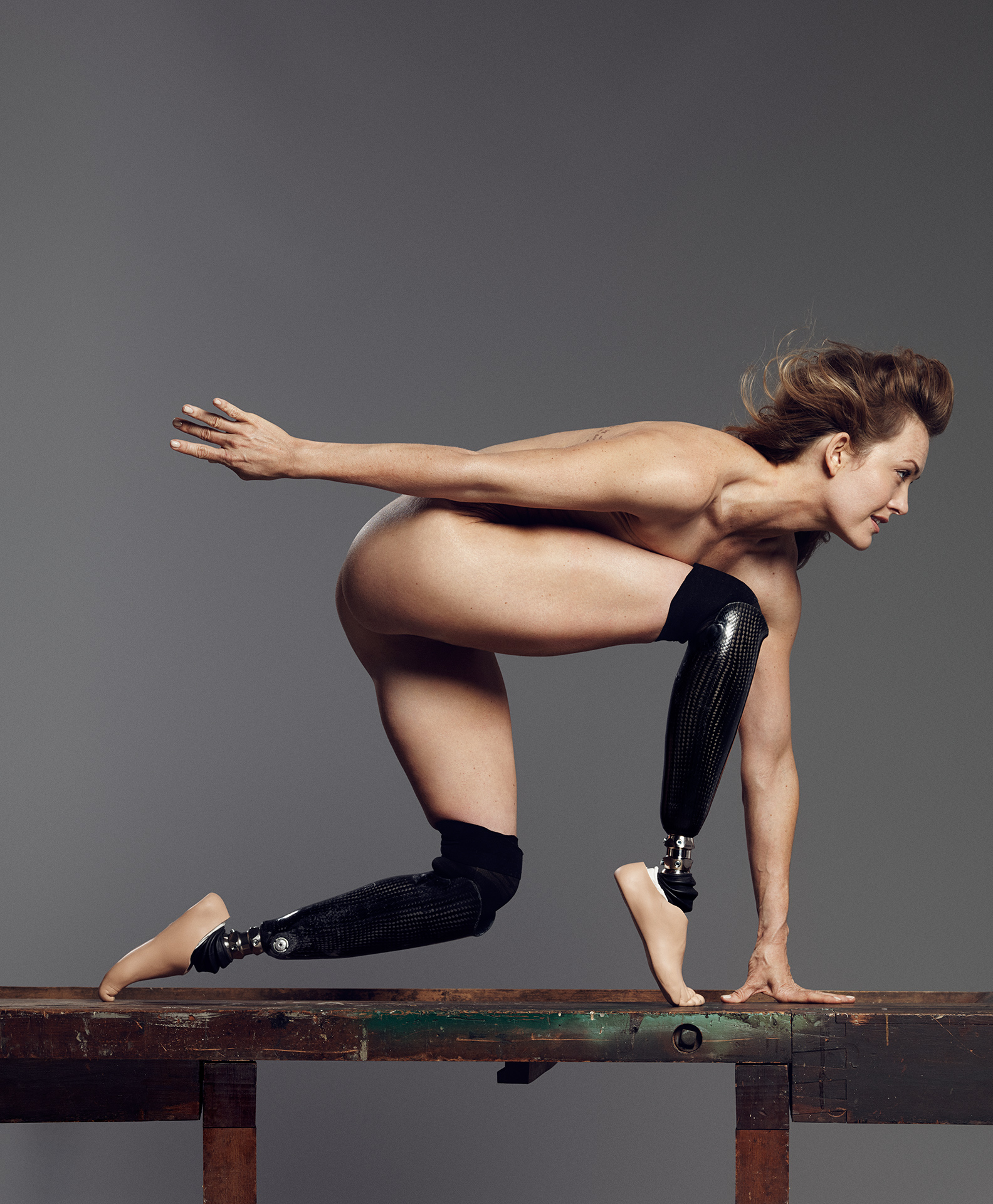 Amy Purdy, The Bodies We Want 2014, ESPN The Body Issue, Paola Kudacki, Amy Purdy Nude