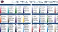 2014 Fantasy Football cheat sheets player rankings draft ...