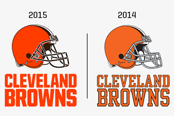 Browns Unveil New Logo