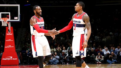 John Wall of Washington Wizards -- Bradley Beal's money 'doesn't matter to me'