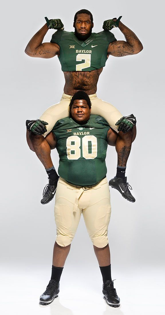 Eight Ginormous Facts About Baylors LaQuan McGowan And