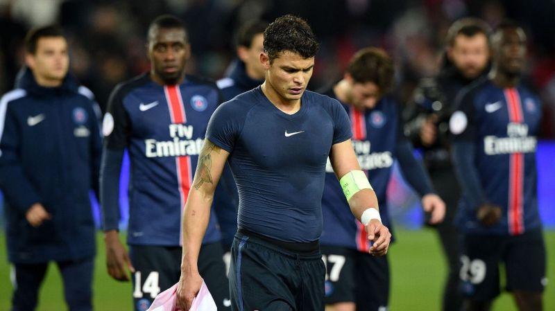 PSG defender Thiago Silva won't return from hip injury to face Metz