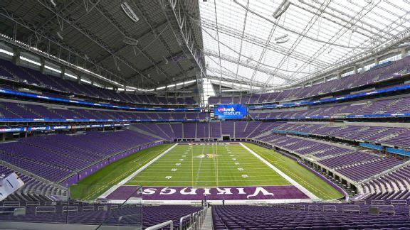 MinnesotaVikingsSeatingChartatUSBankStadiumpng Minnesota Vikings - Map of us bank stadium