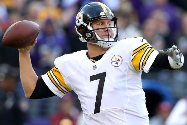Image result for ben roethlisberger steelers 600 x 400