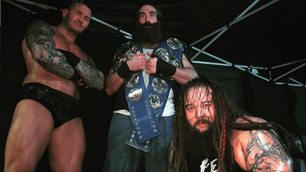 WWE Profile Page - The Wyatt Family